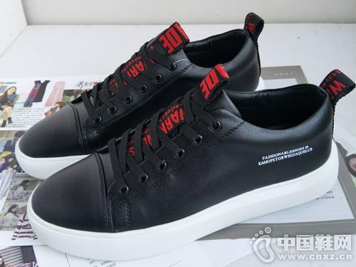 百搭小白鞋 脚王男鞋板鞋2019新款