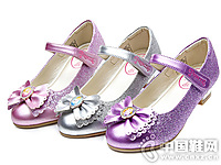 迪士尼童鞋 2019春女童鞋子公主鞋