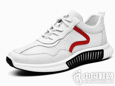 劲王男鞋夏季网面跑步鞋韩版潮流百搭潮鞋