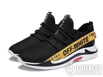 2019奧古斯都男鞋夏季韩版透气老爹鞋