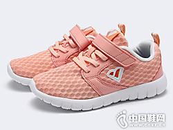 2019新款童鞋巴拉巴拉透�庑蓍e跑鞋