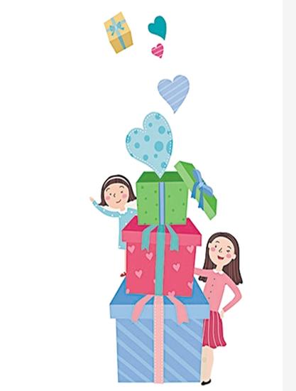 六一儿童节快到了,宝贝的节日礼物你准备好了吗