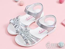 小林川子女童凉鞋2019新款百搭小公主鞋