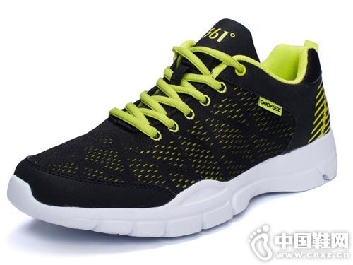新款耐磨透气361度跑鞋减震跑步鞋