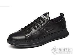 休闲鞋真皮透气板鞋大洋洲・袋鼠新款