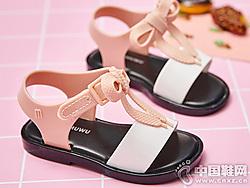 木木屋女童果冻鞋2019夏季新款