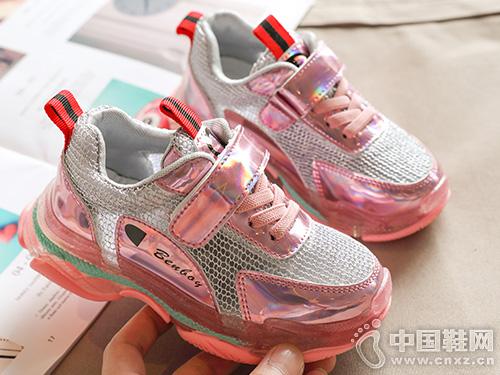 2019新款奔仔韩版儿童透气网红网鞋