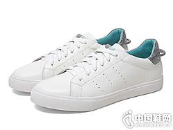 天美意2019秋新款商场同款板鞋小白鞋