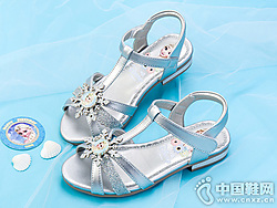 富罗迷女童凉鞋2019夏季新款迪士尼