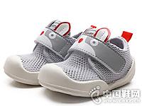 哈休童鞋嬰兒學步鞋防滑0-1歲寶寶機能鞋