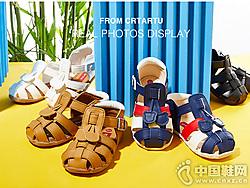 卡特兔童鞋宝宝夏季机能鞋子