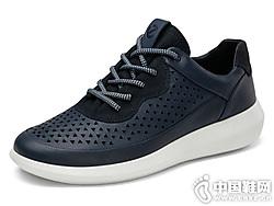 ECCO爱步运动休闲鞋子 2019夏季新款