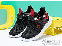 永高人童鞋2019款夏季透气单网鞋