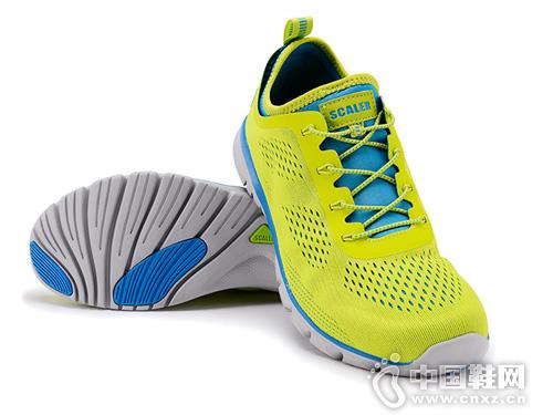思凯乐户外徒步鞋 透气运动跑鞋