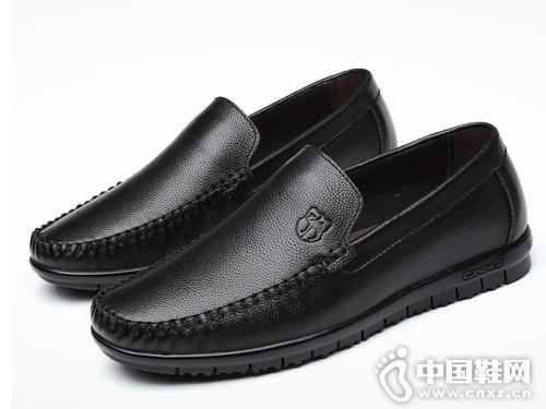 2019春季新款网红西域骆驼豆豆鞋
