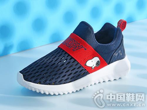 史努比童鞋鞋子2019新款网鞋