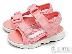 2019新款夏季时尚公主沙滩凉鞋