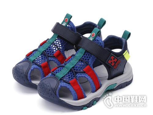 沙滩凉鞋牧童男童凉鞋2019新款