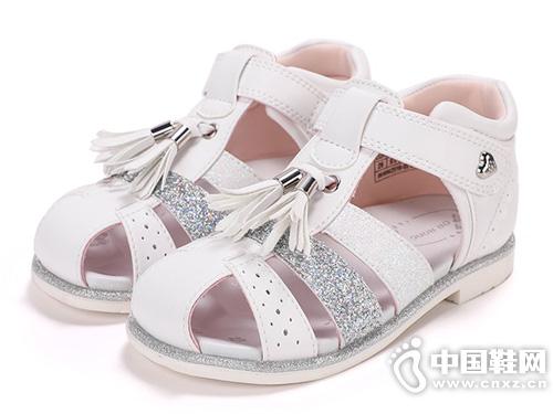 Dr.Kong江博士女童涼鞋健康機能鞋