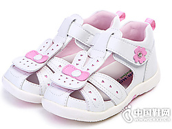dr.kong江博士女童凉鞋 包头学步鞋