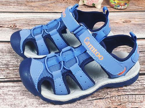 卡途童鞋2019夏季新款男女儿童凉鞋