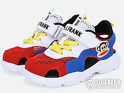 大嘴猴凉鞋男童凉鞋2019夏季新款