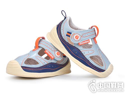 基诺浦2019年夏款婴儿凉鞋