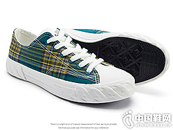 feiyue飞跃帆布鞋女夏季新款甜美潮流