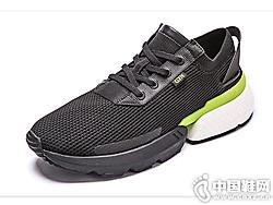 新款�F人�B四季���男跑鞋