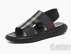 兽霸男鞋夏季男士凉鞋潮流休闲沙滩鞋