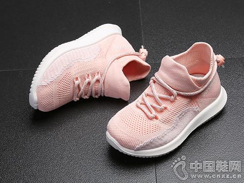 海绵宝宝童鞋编织鞋运动鞋2019秋季新款