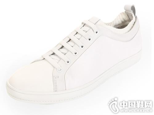 SELECTED思�R德春季新款板鞋