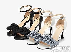 圆漾女鞋2019夏季新款凉鞋
