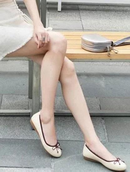 浪漫芭蕾鞋 就�o�_底生花的女神