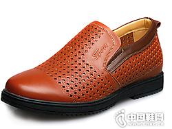 2019田宇内增高男式皮鞋6cm商务休闲鞋