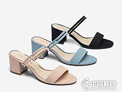 汤普葛罗一鞋两穿休闲凉拖鞋女外穿2019新款