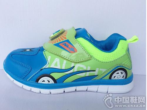 蓝猫淘气儿童运动鞋童鞋新款