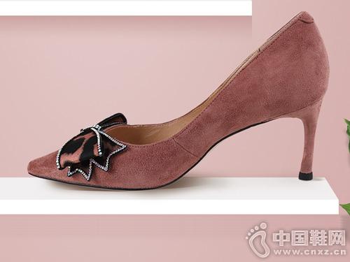 迪欧摩尼真皮秋季新款-时尚潮鞋