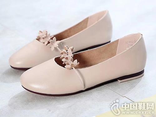 欧米高女鞋2019新款秋季单鞋
