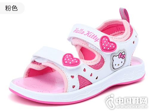Hello-Kitty童鞋女童凉鞋2019夏季新款