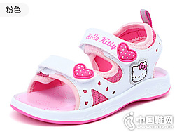 Hello-Kitty童鞋女童�鲂�2019夏季新款