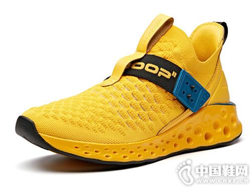 安踏跑鞋运动鞋2019夏季新品虫洞科技