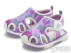 阿福貝貝兒童涼鞋1-3歲2019夏季新款學步機能鞋