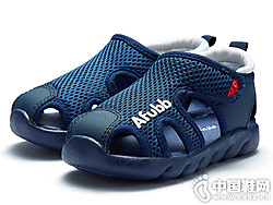 阿福貝貝夏季新款女童涼鞋1-3歲寶寶鞋