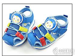 小猪快跑童鞋凉鞋-网鞋男女宝学步鞋婴儿鞋