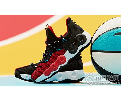 安踏童鞋兒童籃球鞋2019秋季運動鞋