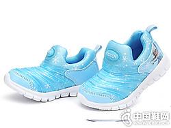 迪士尼童鞋毛毛�x����鞋男童鞋2019新款