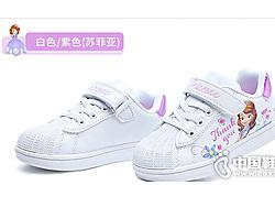 迪士尼童鞋小白鞋�\�有�2019秋冬新款