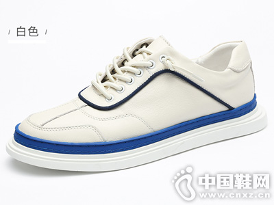 �R��杜克男鞋小白鞋-潮流-百搭-�r尚