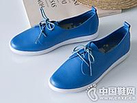 奥卡索女鞋Tru-Nari2019系带平底单鞋